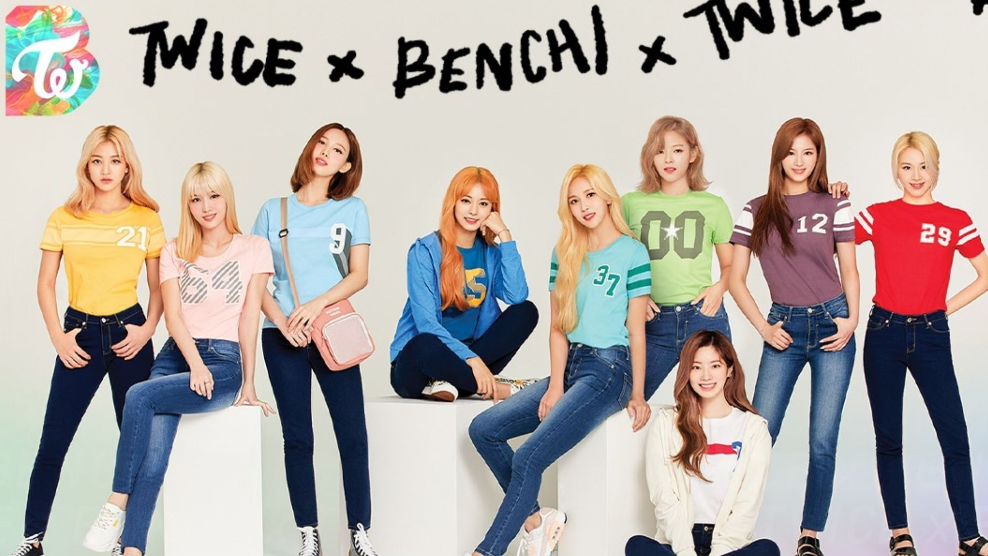 KUMUstahan with TWICE brought to the Filipino fans by BENCH