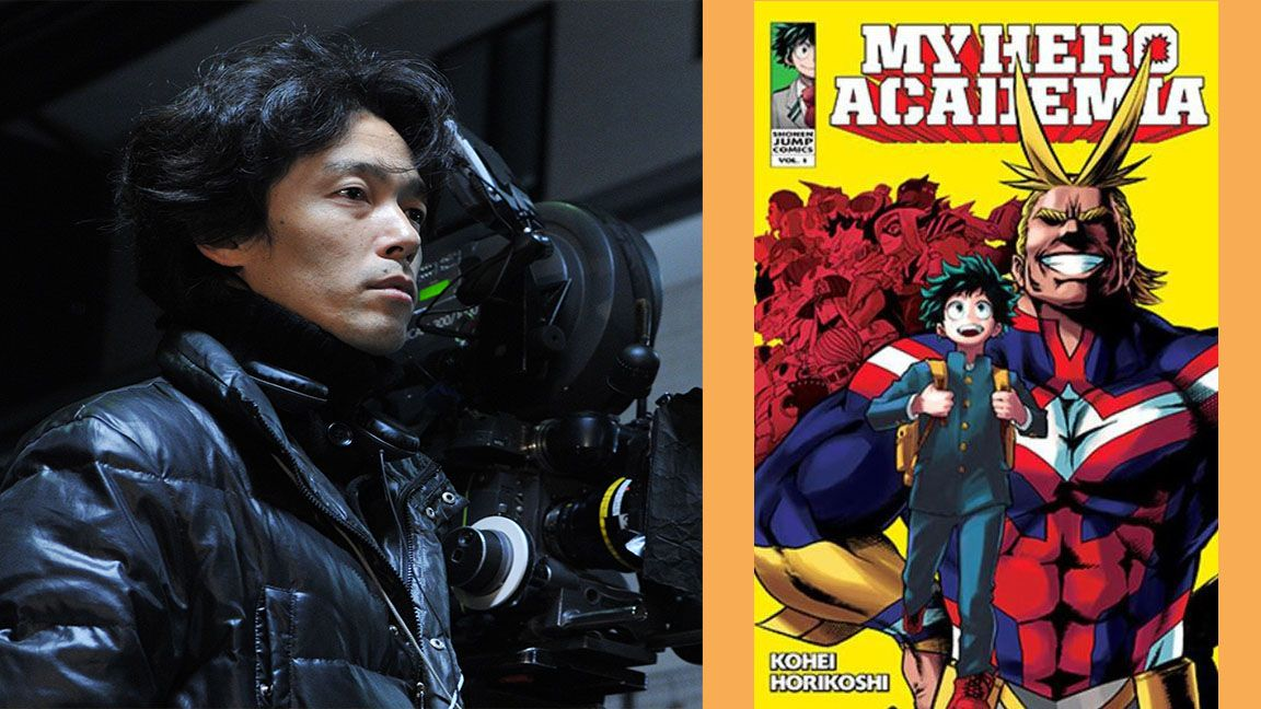 'My Hero Academia' lands live-action movie adaptation edited by Opinyon