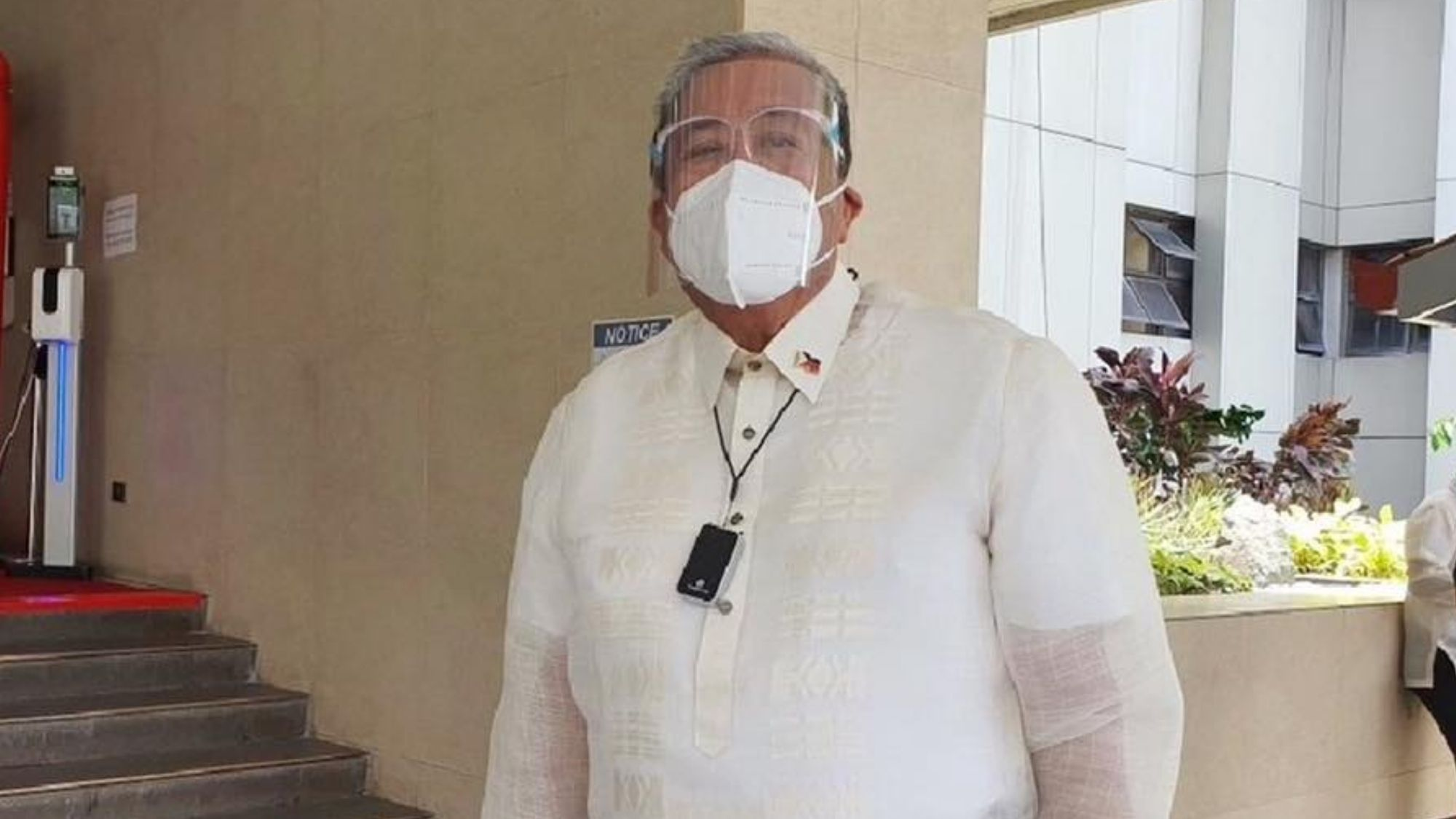 Huge endorsement; Digong urges Tugade to run for senator in 2022