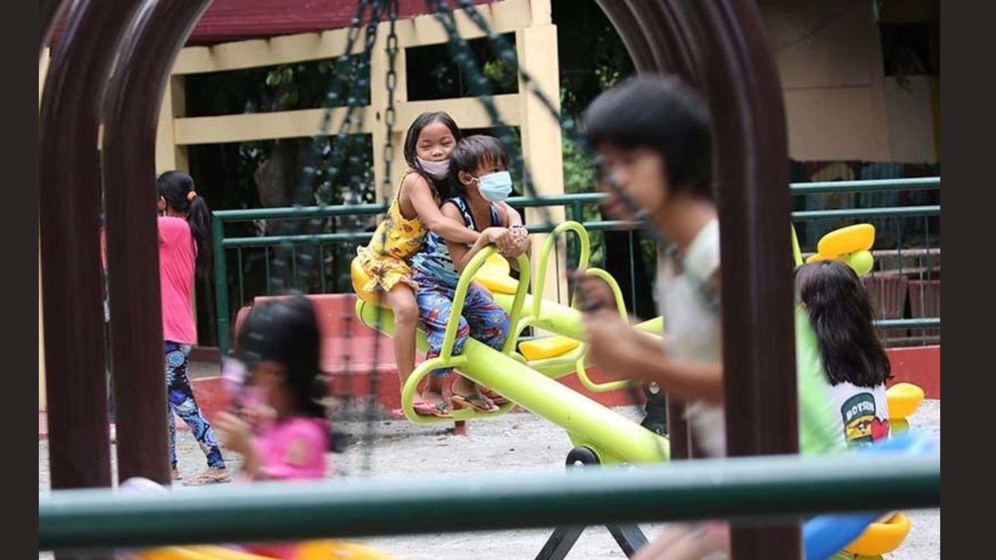 Keeping them safe NCR mayors to set guidelines on 'child-friendly zones' photo from Philippine Star