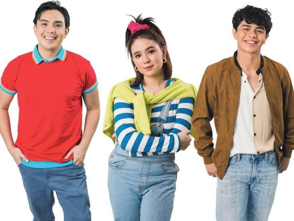 Meet the young Pepito (Sef Cadayona), Elsa (Mikee Quintos) and Patrick (Kokoy de Santos)