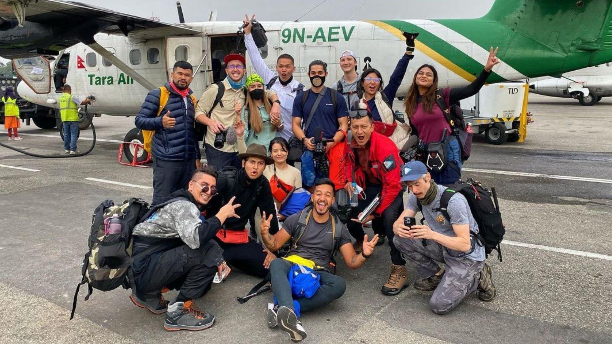Wil Dasovich, Daniel Marsh to represent PH in vlog challenge on Mt.Everest photo@worldvlogchallenge