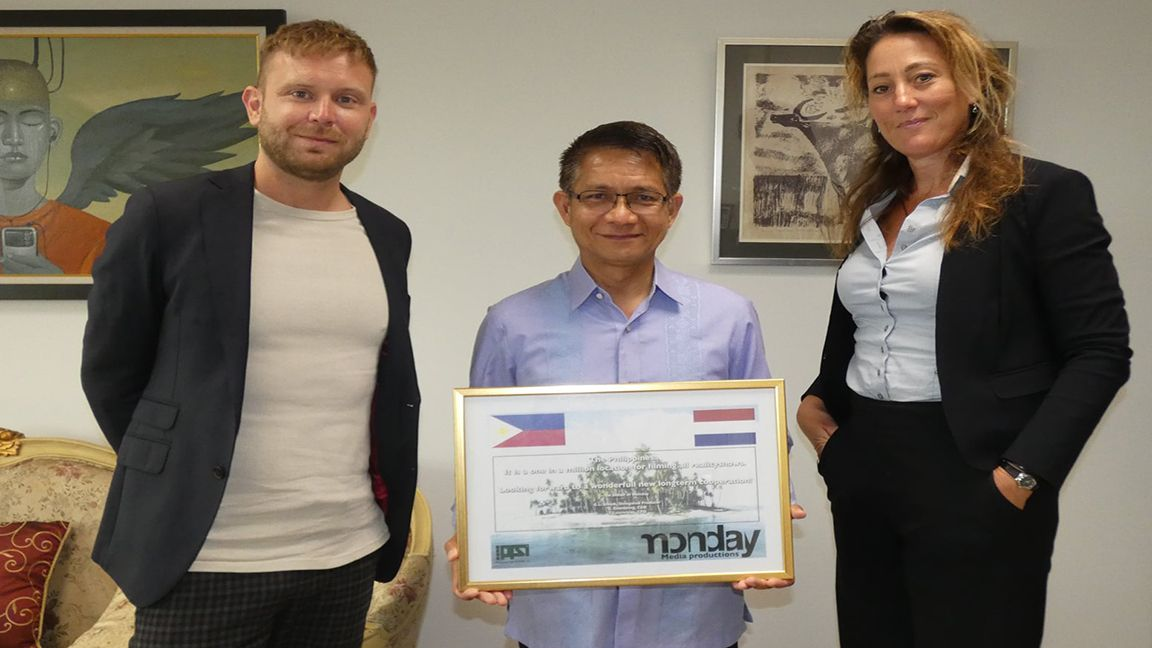 Dutch reality show chooses Palawan for next location photo from Philippine embassy in the Netherlands