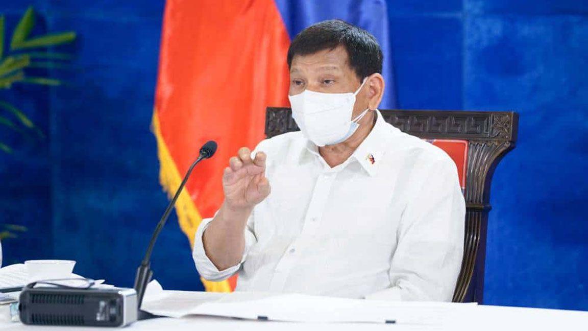 Sinampulan Duterte fires NEA chief over corruption photo from Manila Bulletin