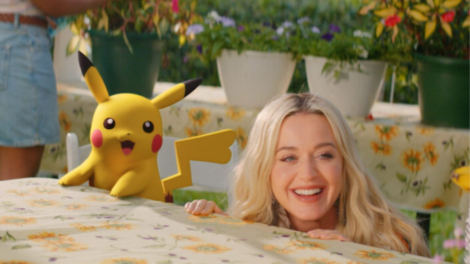 """Katy Perry releases """"Electric"""" for Pokémon 25th Anniversary"""