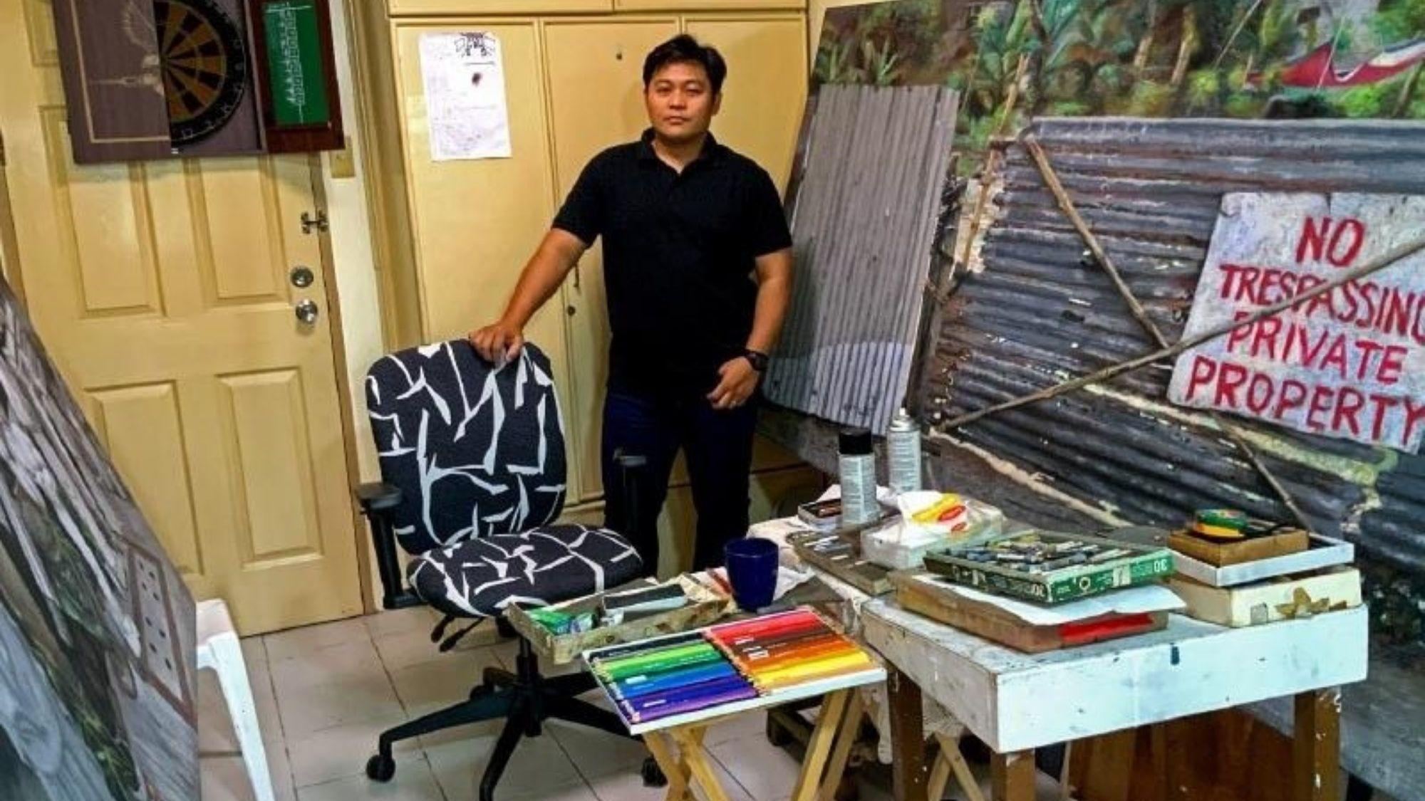 Square Meters Arts Jonathan Joven