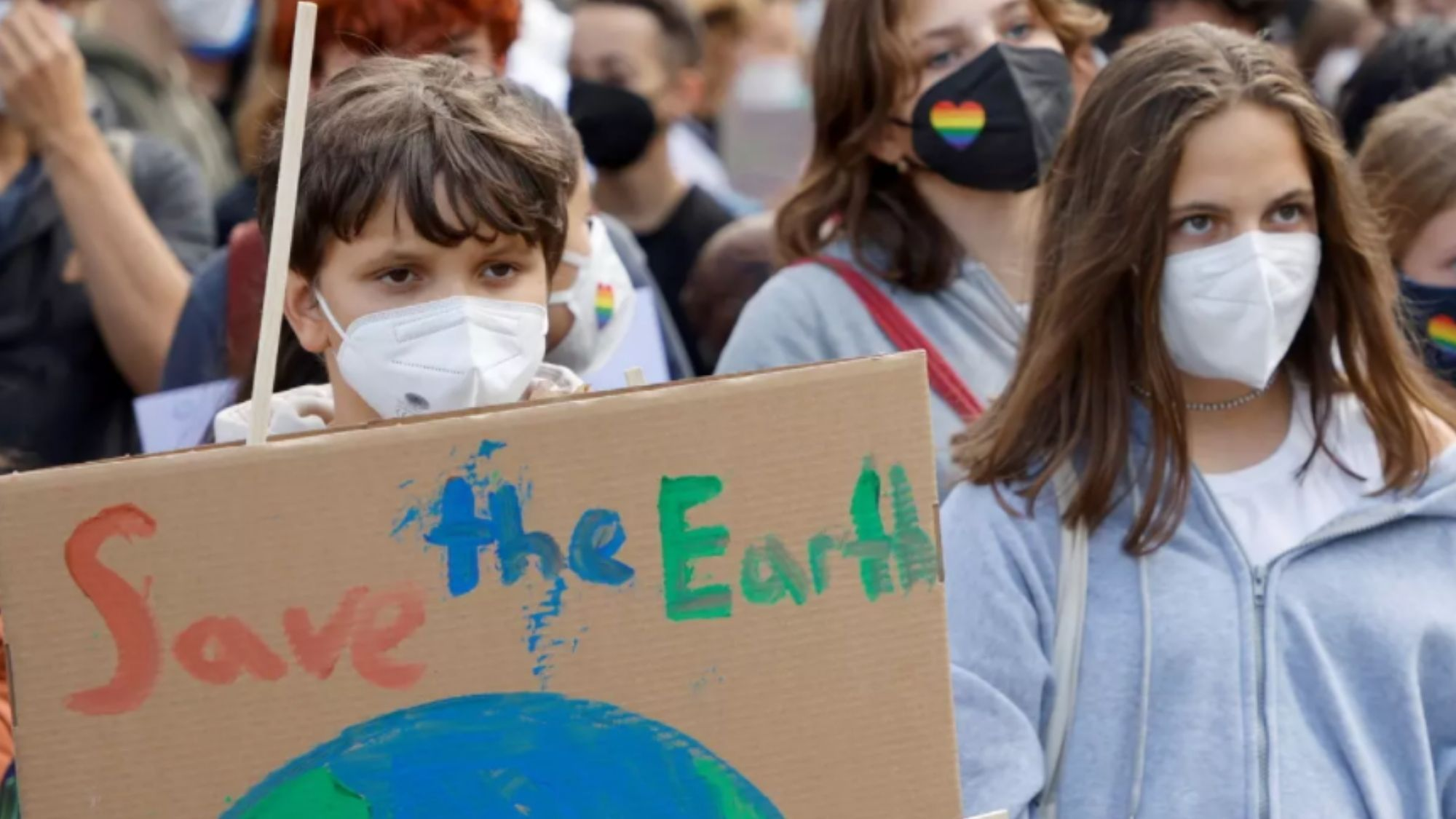 COP26 must tackle youth's anxieties over climate change photo weforum.org