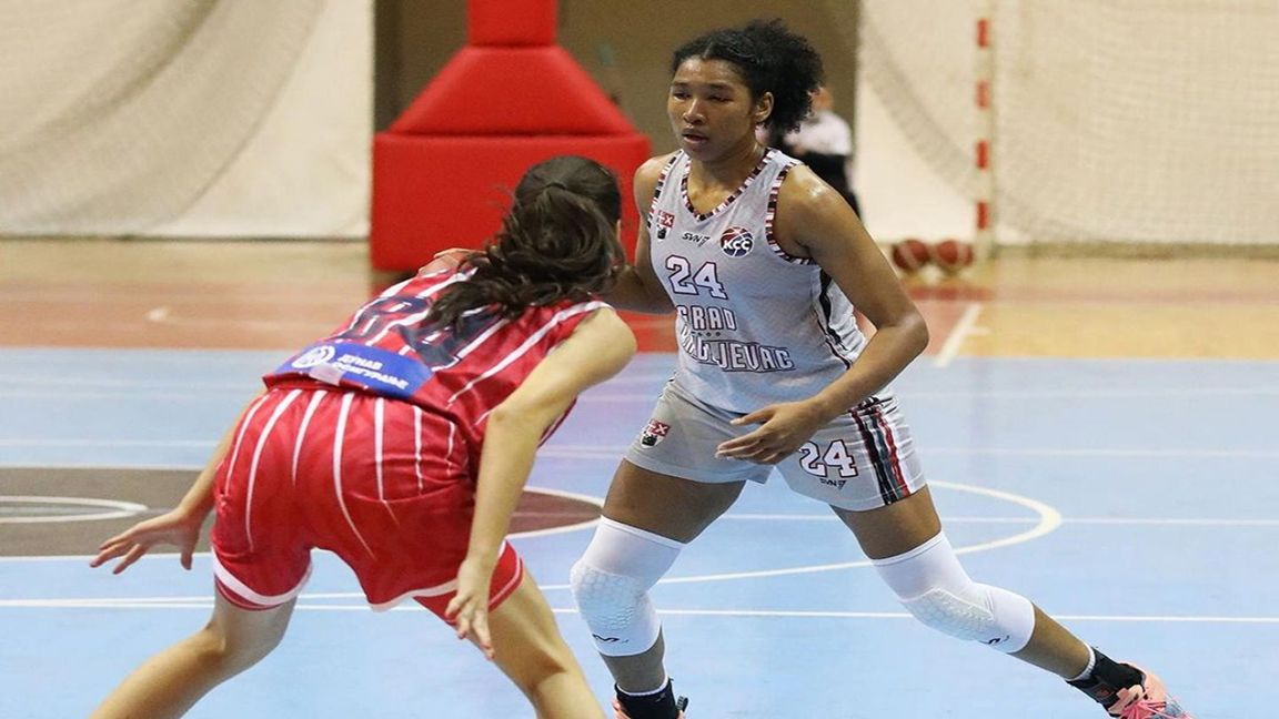 Jack Animam's 20 points and 19 rebounds not enough to secure a win for Radnicki photo from Tiebreaker Times