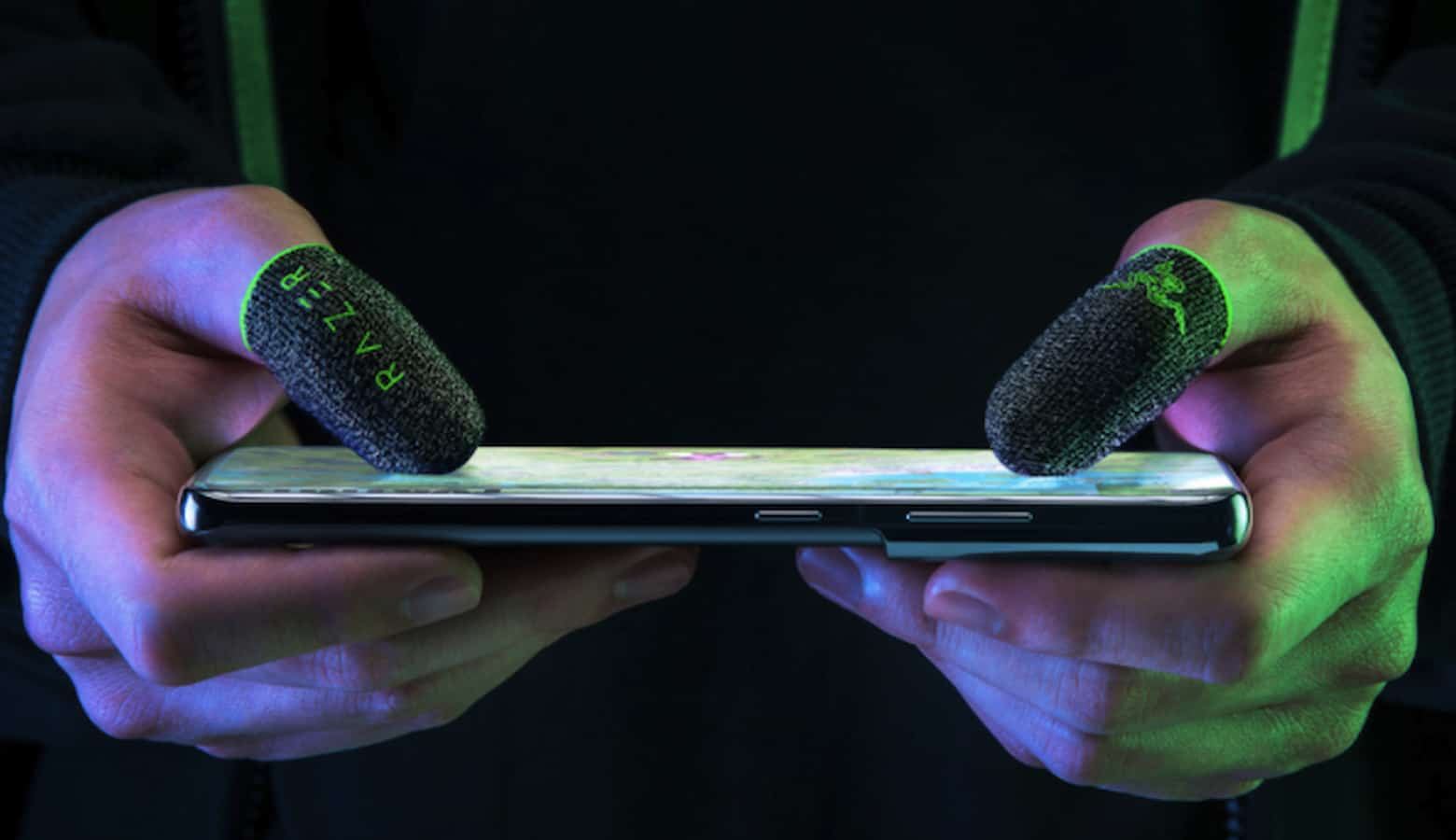 Razer's 'non-slip' finger sleeves takes gaming to new level photo from KnowTechie