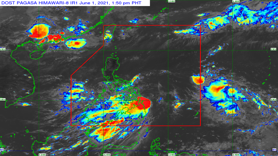 Classes, work suspended in E. Visayas due to 'Dante'