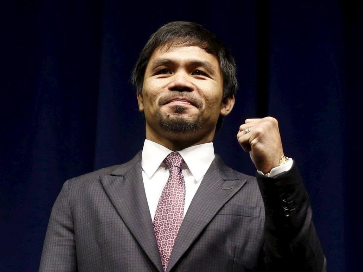 Sen. Manny Paccquiao