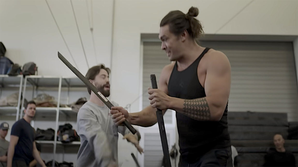 Arnis-inspired! Jason Momoa says Dune movie uses Pinoy martial arts style photo Men's Health