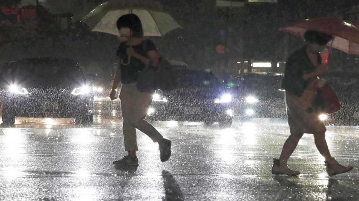 Heavy rainfall in Japan causes mudslide, threatens floods photo from Toronto Star