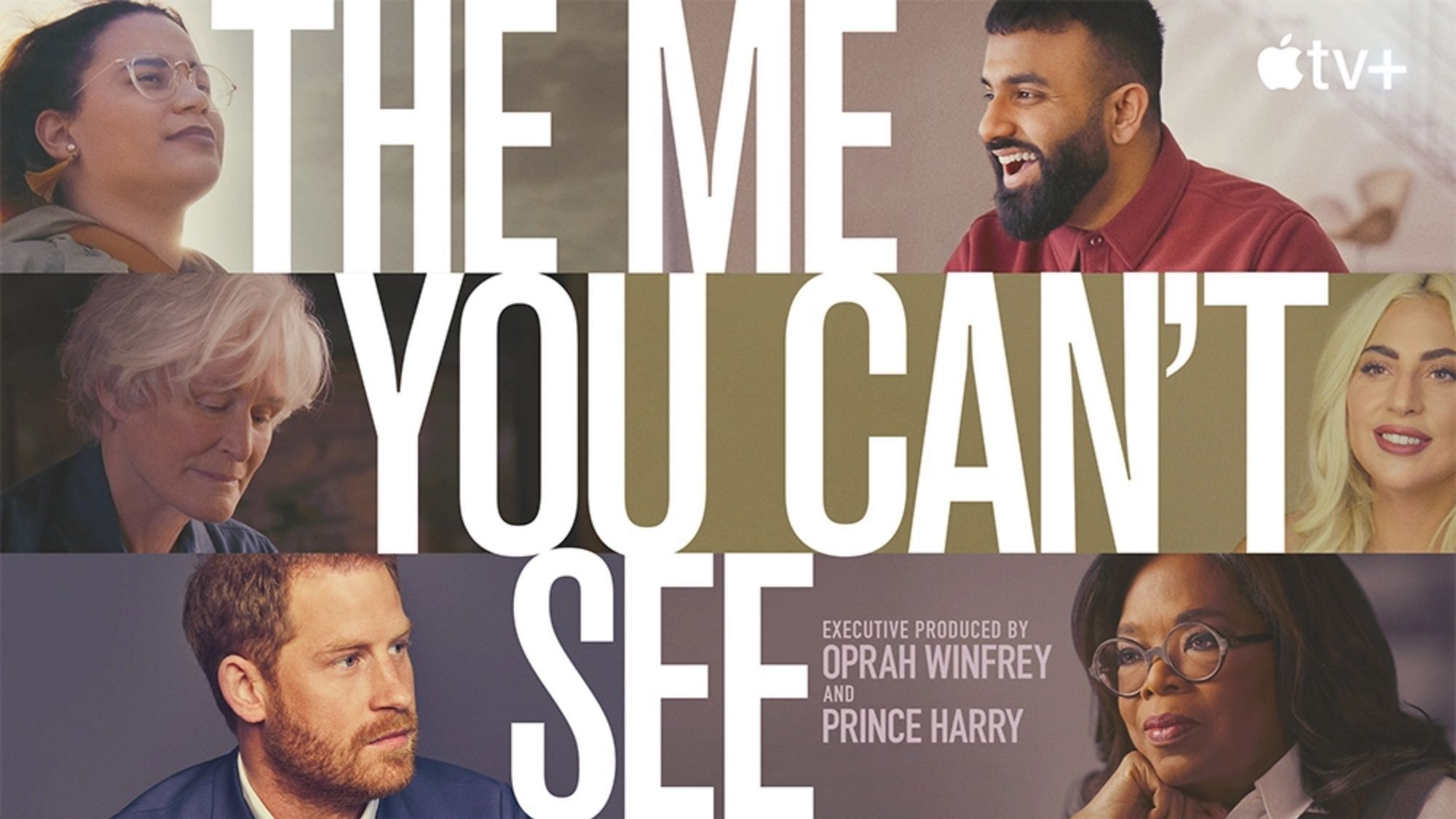 The Me You Can't See: Oprah, Prince Harry team up for mental health docuseries