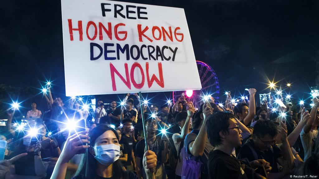 Youth leads Asian demonstrations
