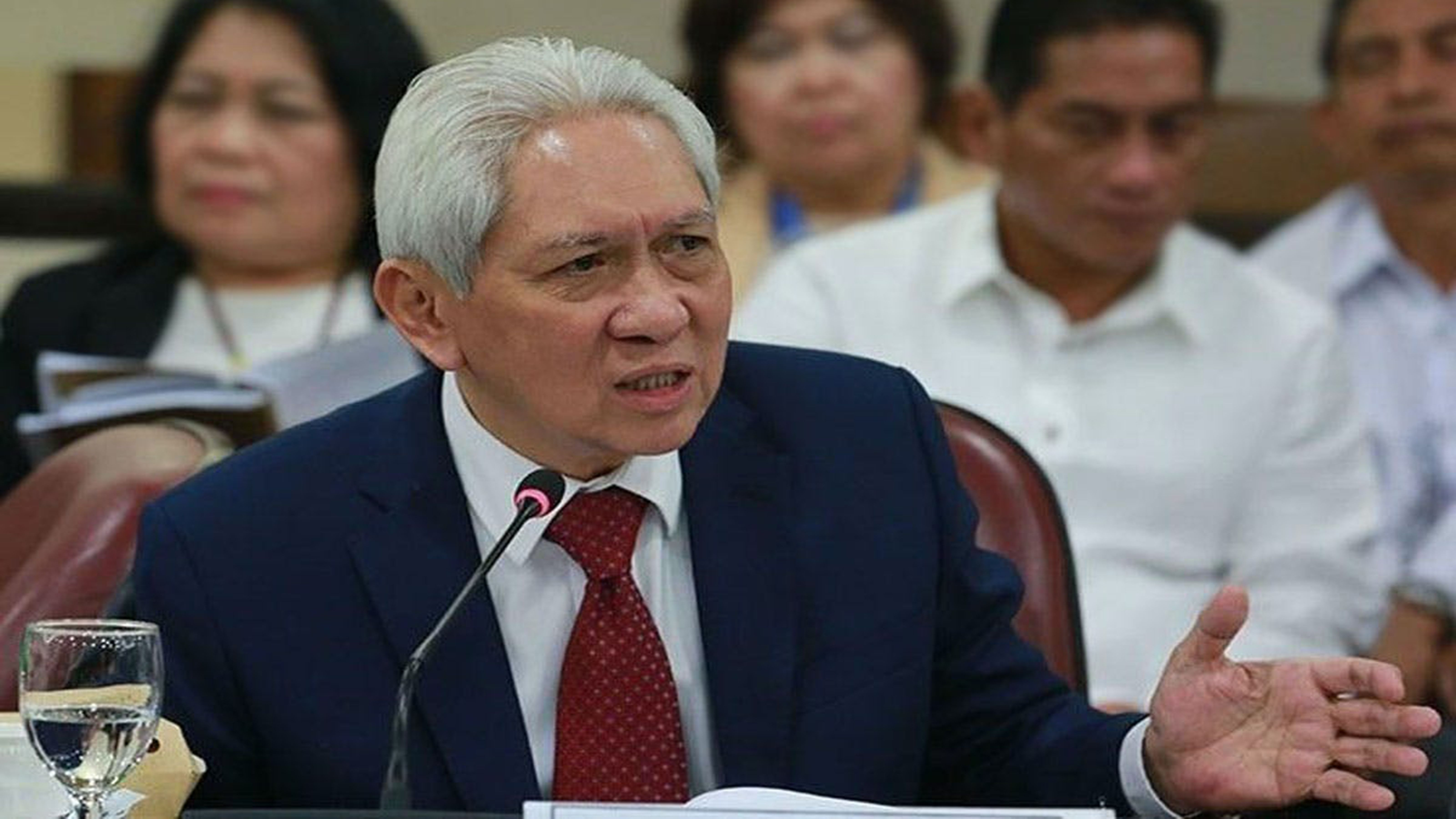 Martires vows to jail those who comment on SALNs photo from OneNews.PH