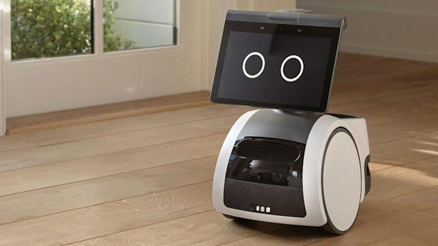 Amazing house assistant! Amazon unveils 'Astro,' the household robot photo from Yahoo News