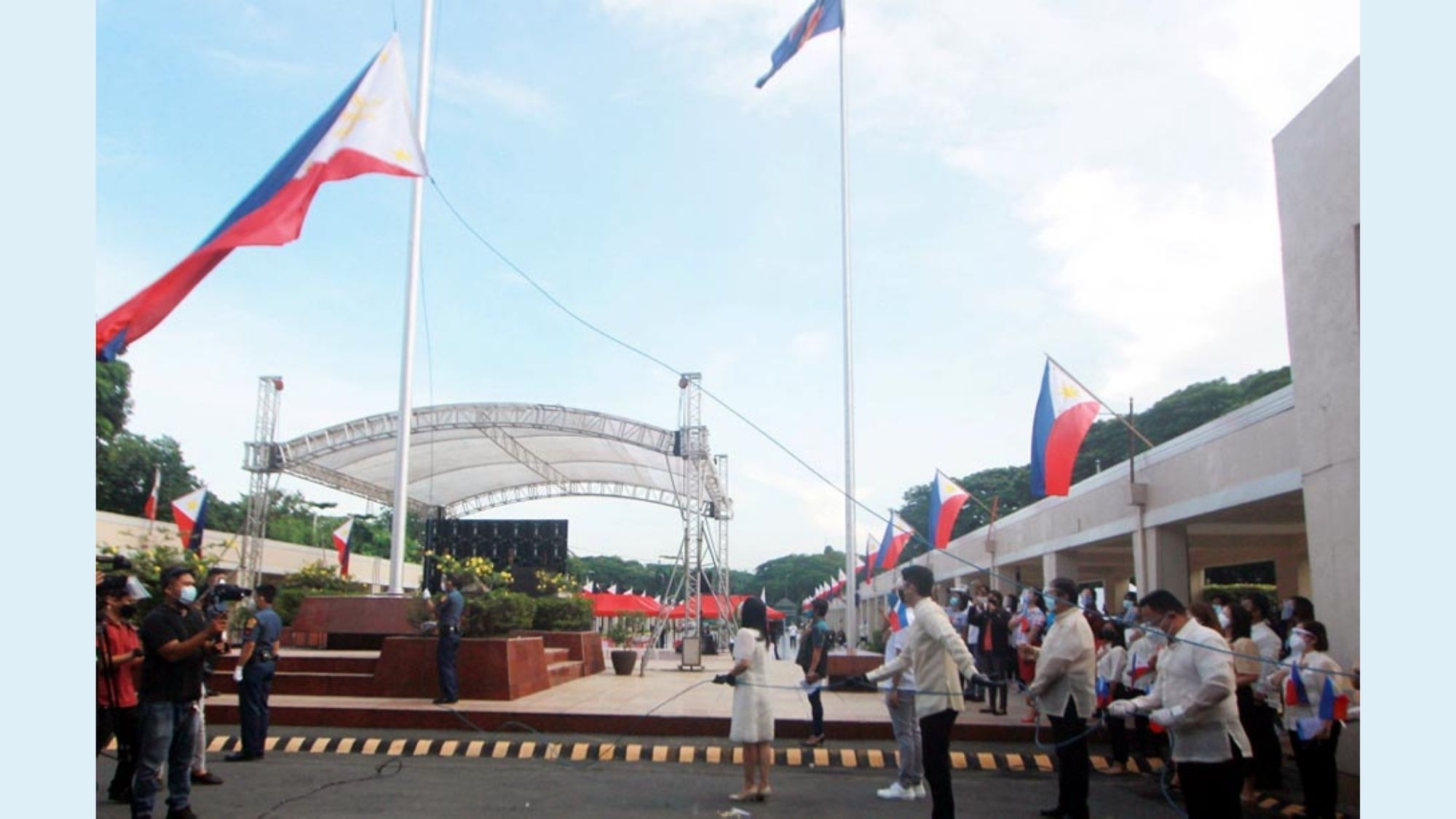 INDEPENDENCE DAY CELEBRATIONS IN QC
