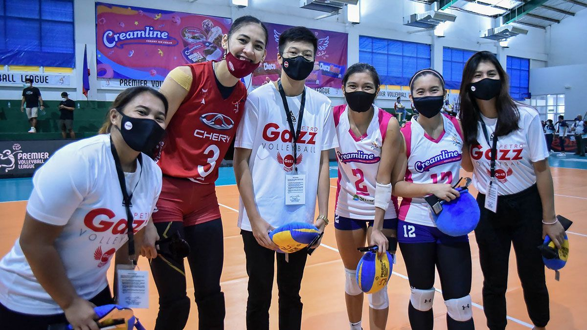 Pandemic forces PVL to reset 2nd Conference for February next year photo from SPIN.ph