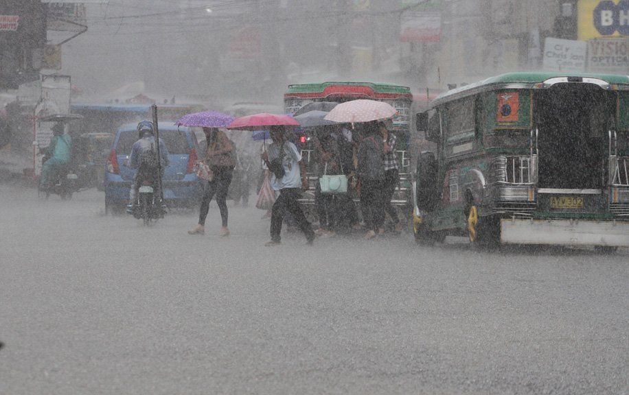 'Habagat' continues to threaten most of Luzon, W. Visayas photo from Philippines Lifestyle News