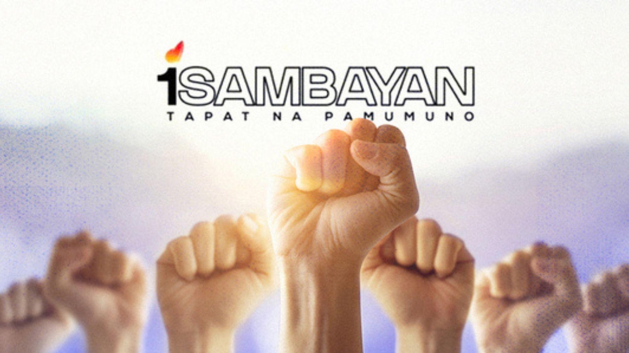 From 1Sambayan to 1Sablayan