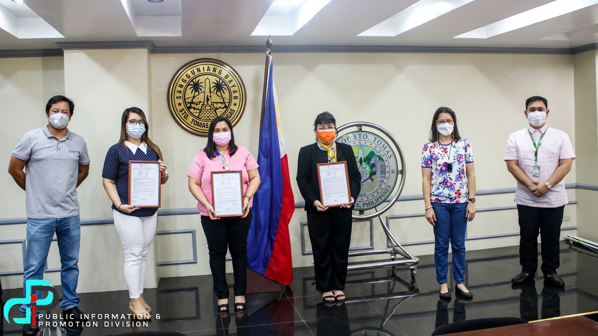 Natatanging Tomasino binigyang parangal ng Sangguniang Panlungsod