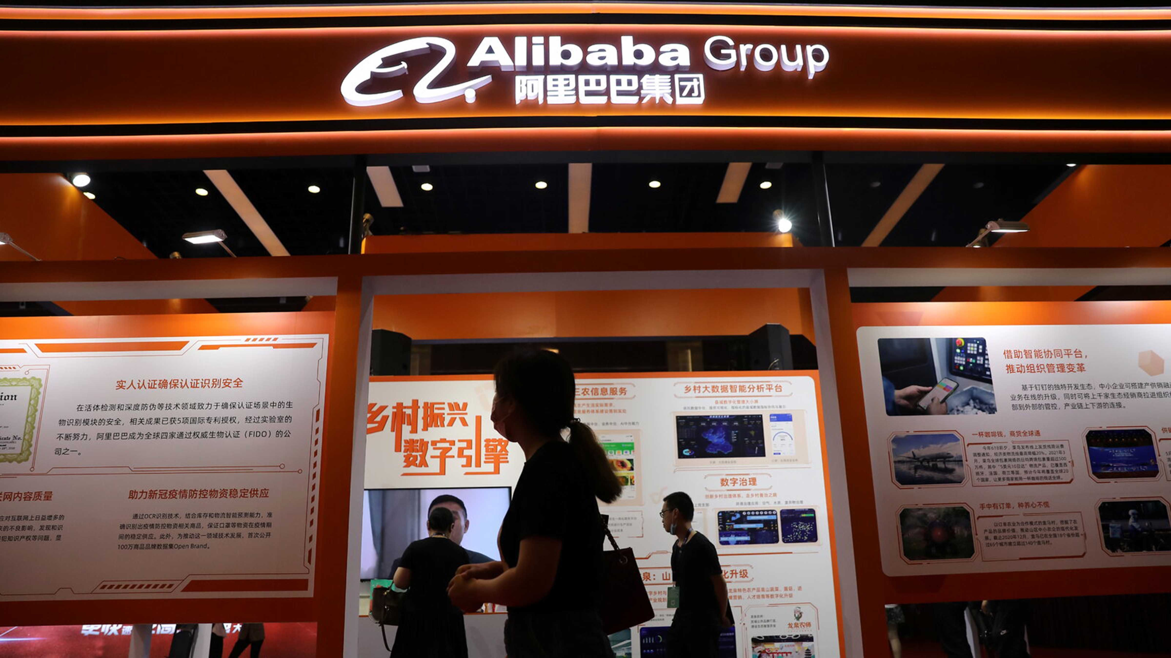 Unsafe workplace Alibaba exec sacked over rape raps photo from The New York Times