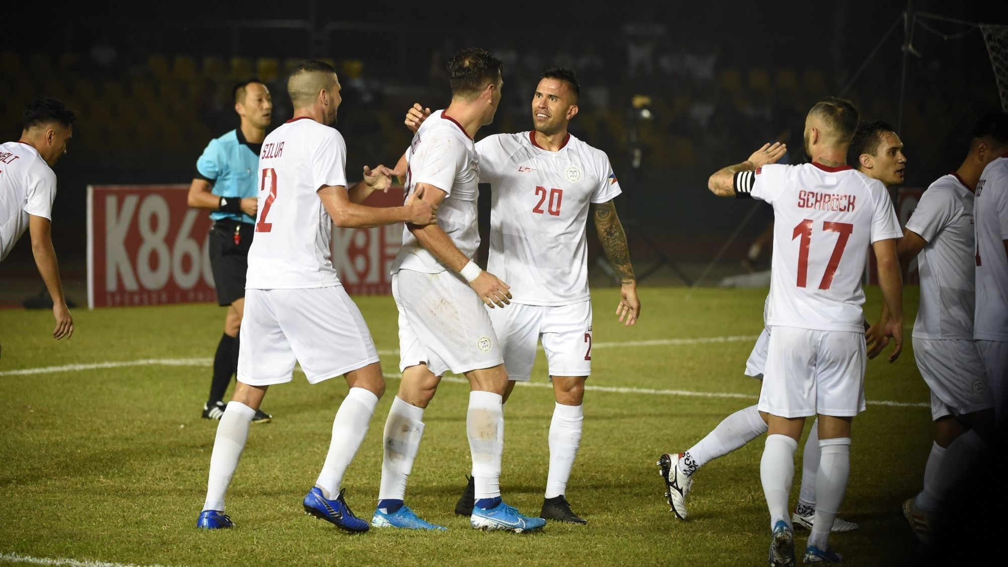Azkals to train in Doha for World Cup and Asia Cup Qualifiers