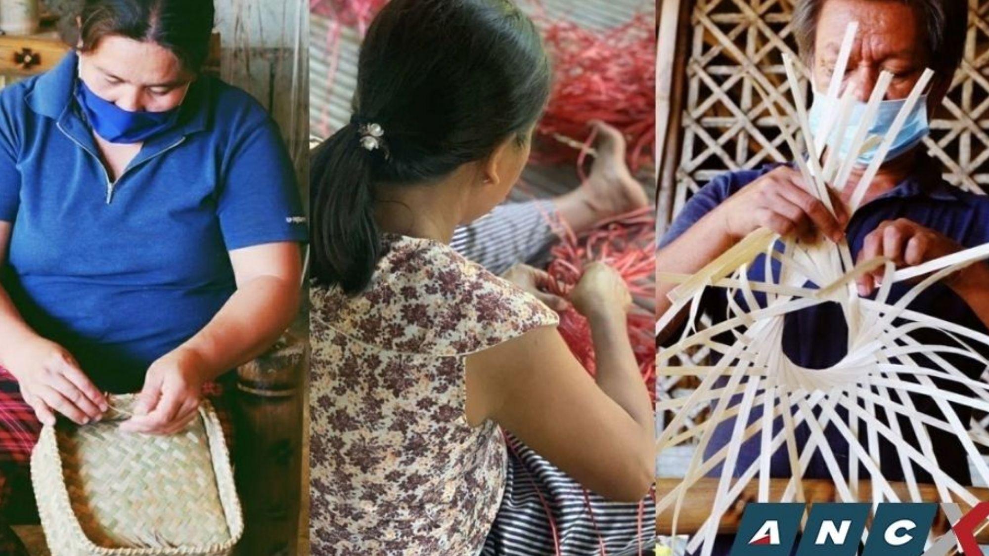 Ilonggo culture through handicraft products