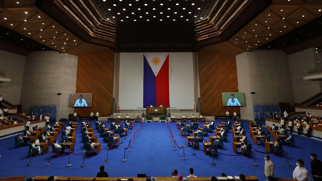 Ahead of time! House sends P 56.025-T proposed 2022 national budget to Senate photo BusinessWolrd Online