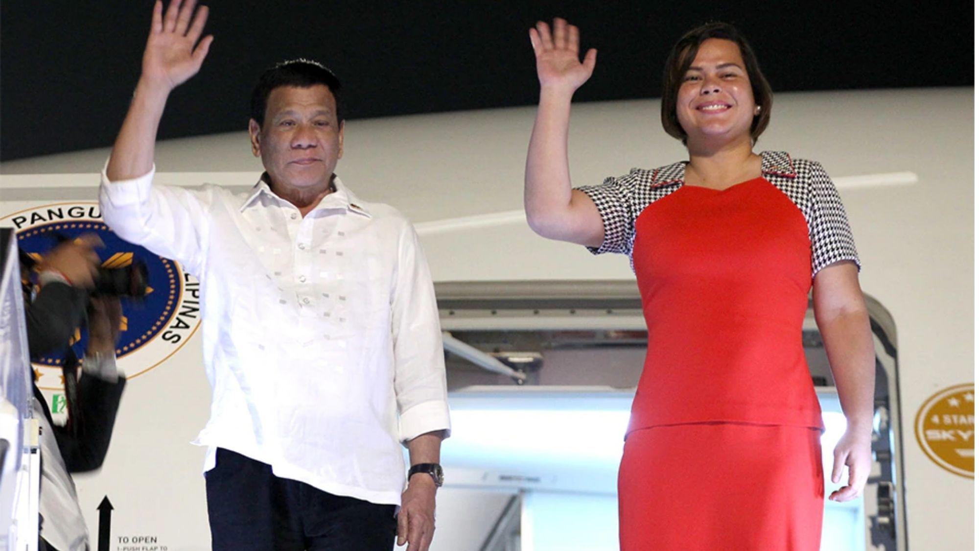 PDP-Laban floats possible Duterte-Duterte tandem in 2022