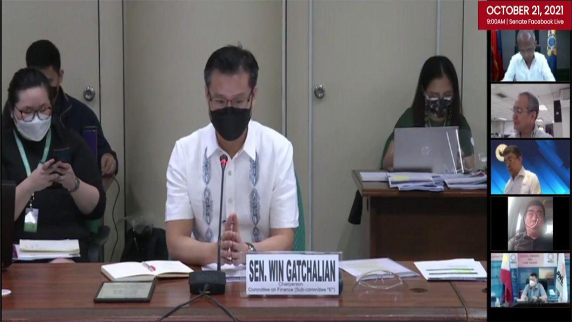 PDP-Laban legitimacy intramurals reach Senate
