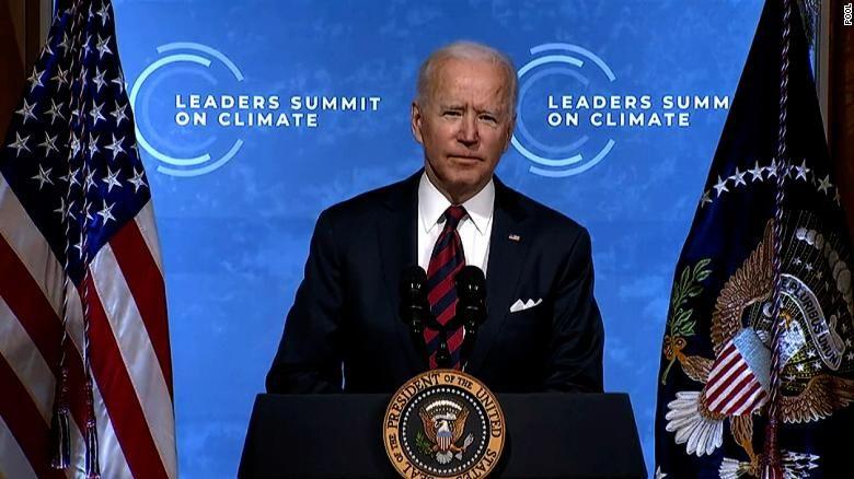 Biden to host virtual summit of world leaders photo from CNN