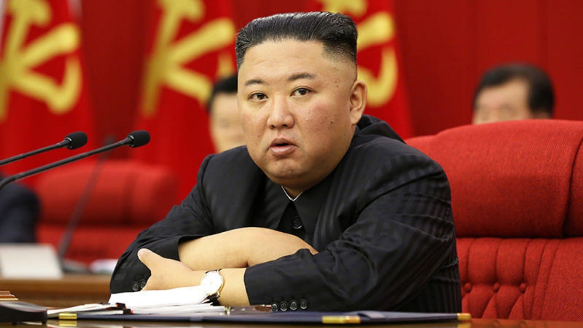 Kim Jong Un loses weight, says NoKor state media