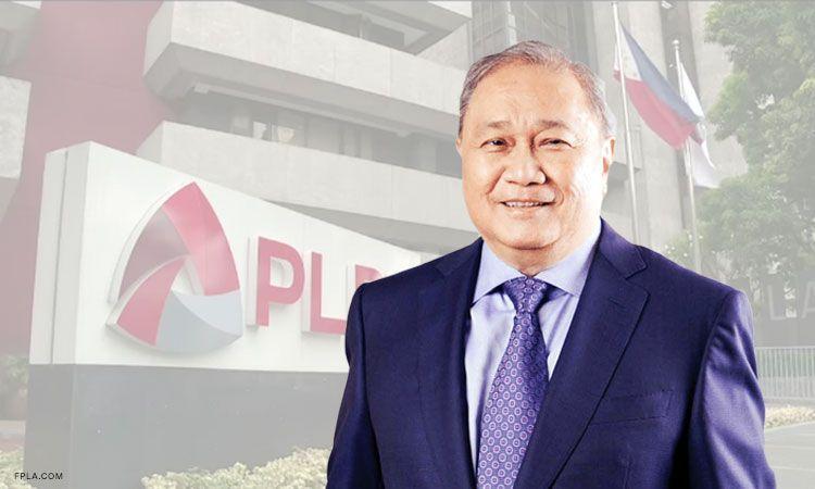 MVP steps down as PLDT top man