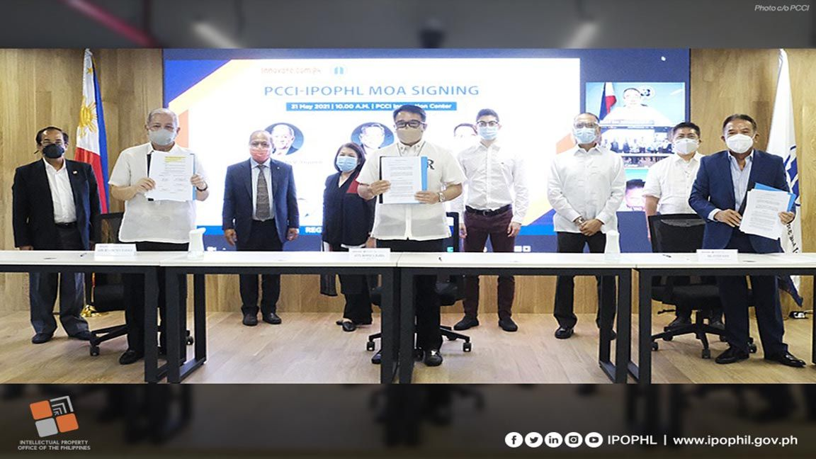 PCCI, IPOPHL renew commitment to intellectual property protection