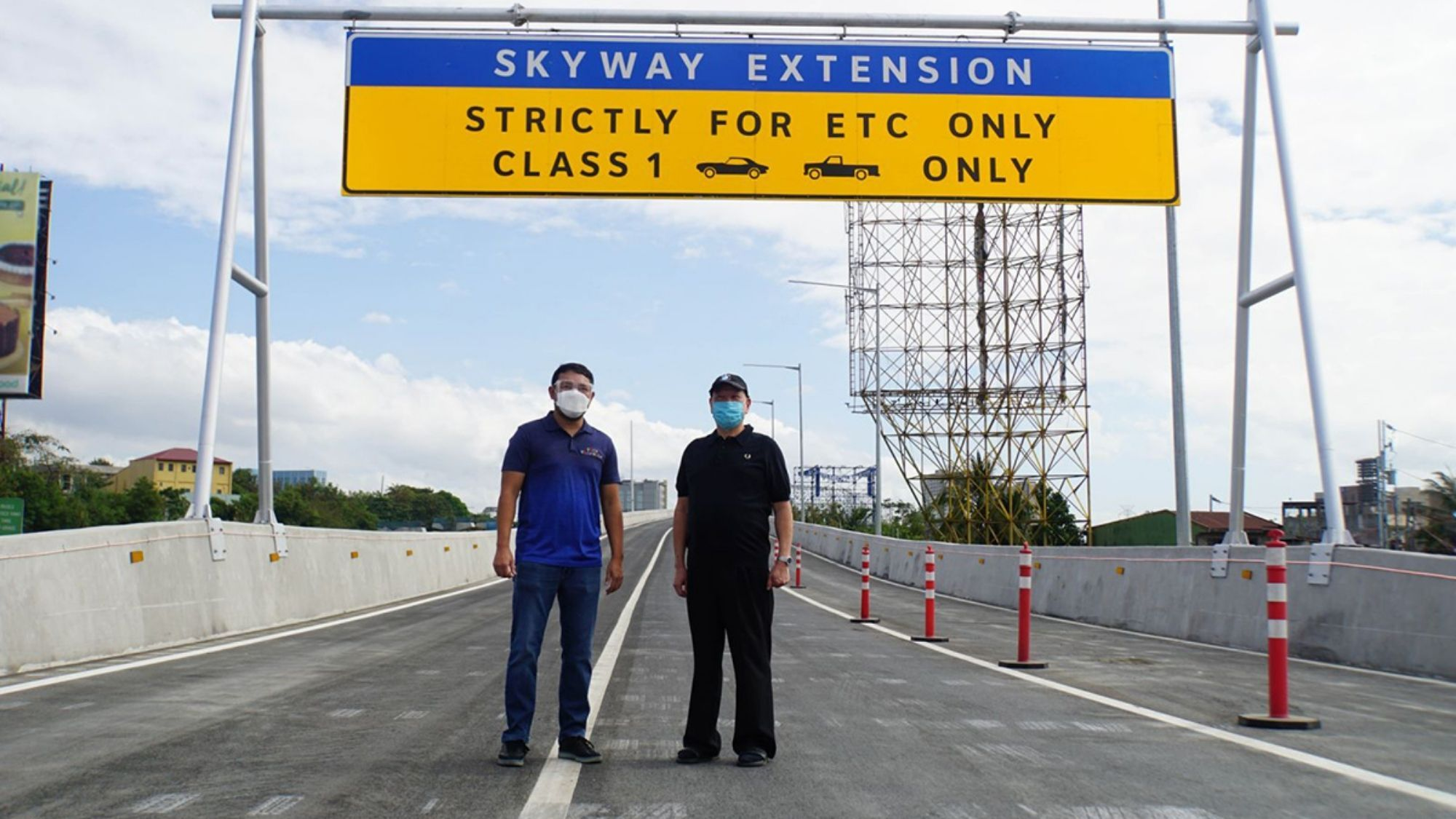 Faster travel seen as SMC finally opens northbound Skyway South Extension