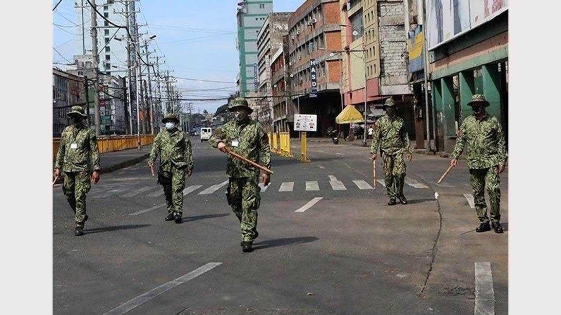 Biz groups support hard lockdown IATF says it has not issued new quarantine policy photo from Philippine Star
