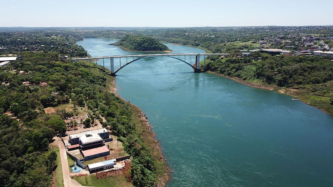 From lush and green to rocky and bare! Brazil's gigantic dam hit by worst drought in decades photo Madison.com