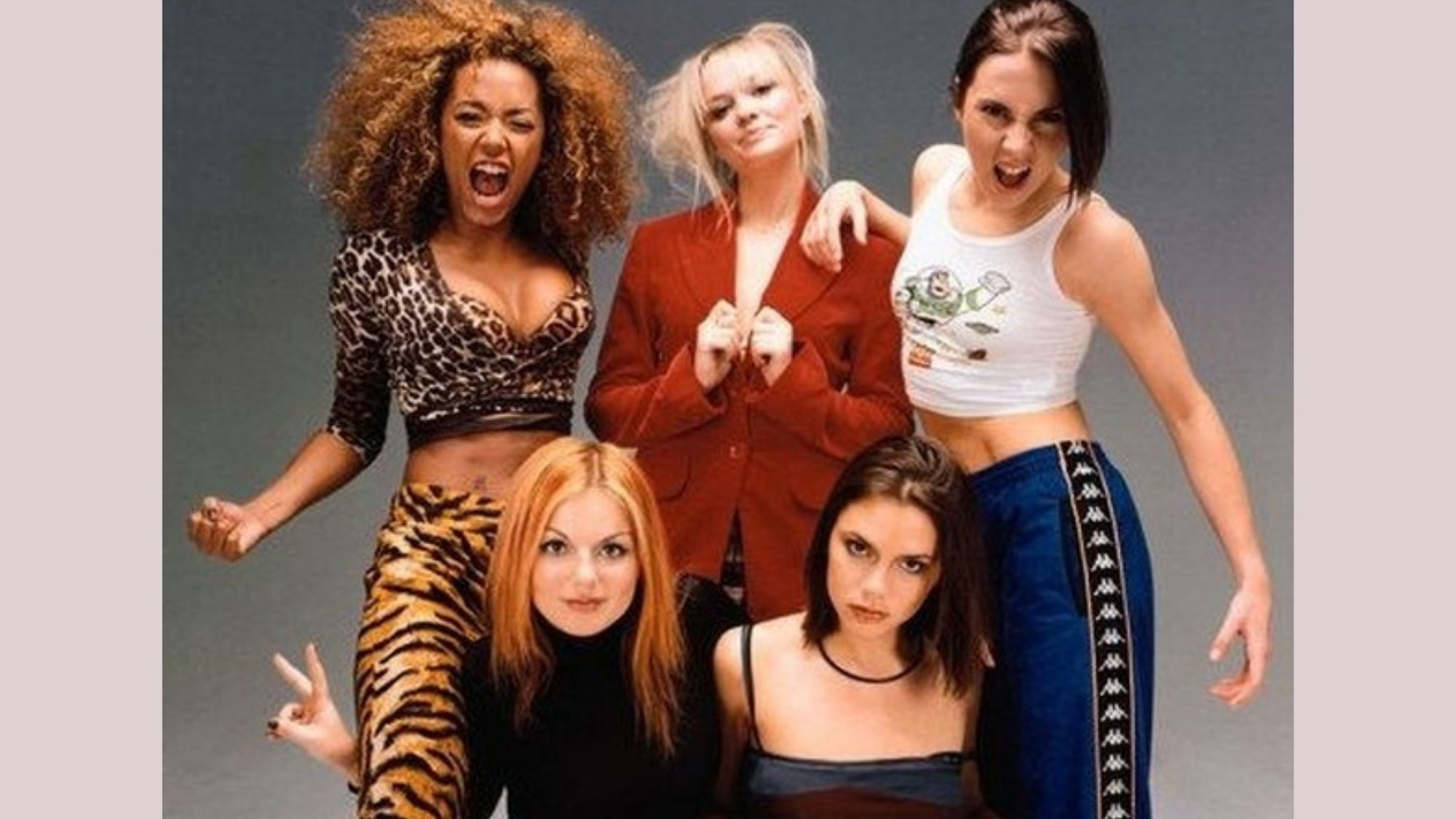Spice Girls reunite for their 25th anniversary
