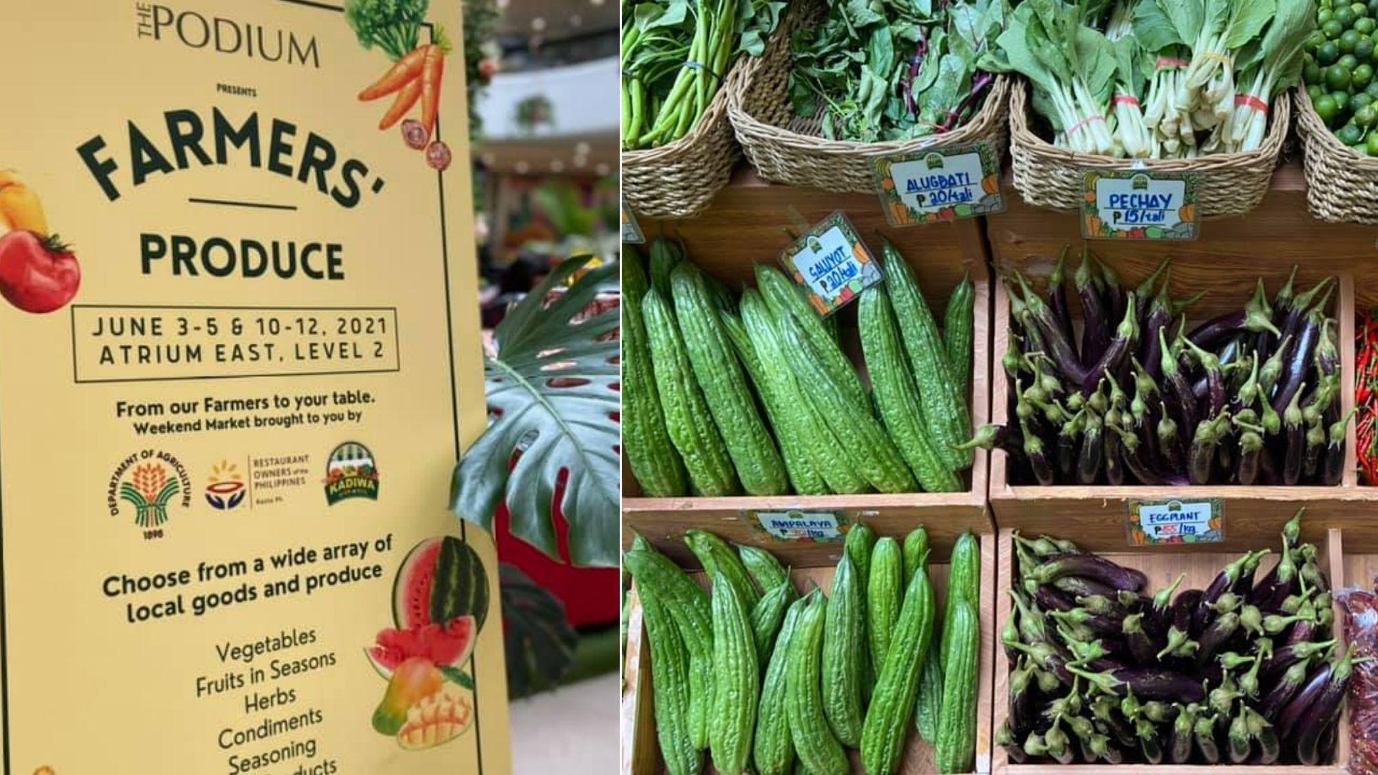 Local farmers get support through organic caravan
