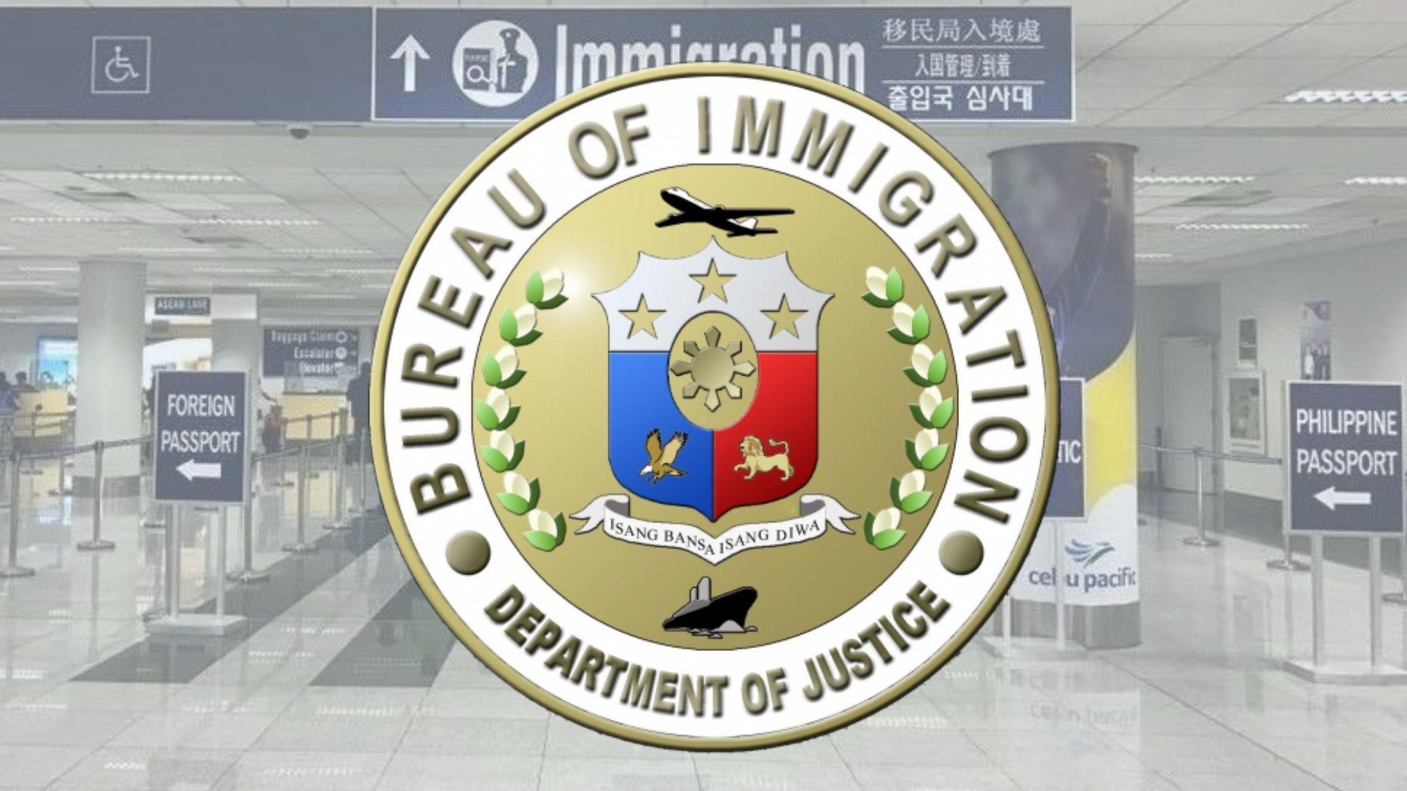 Buking! Six Filipinas barred from leaving PH over fake visas