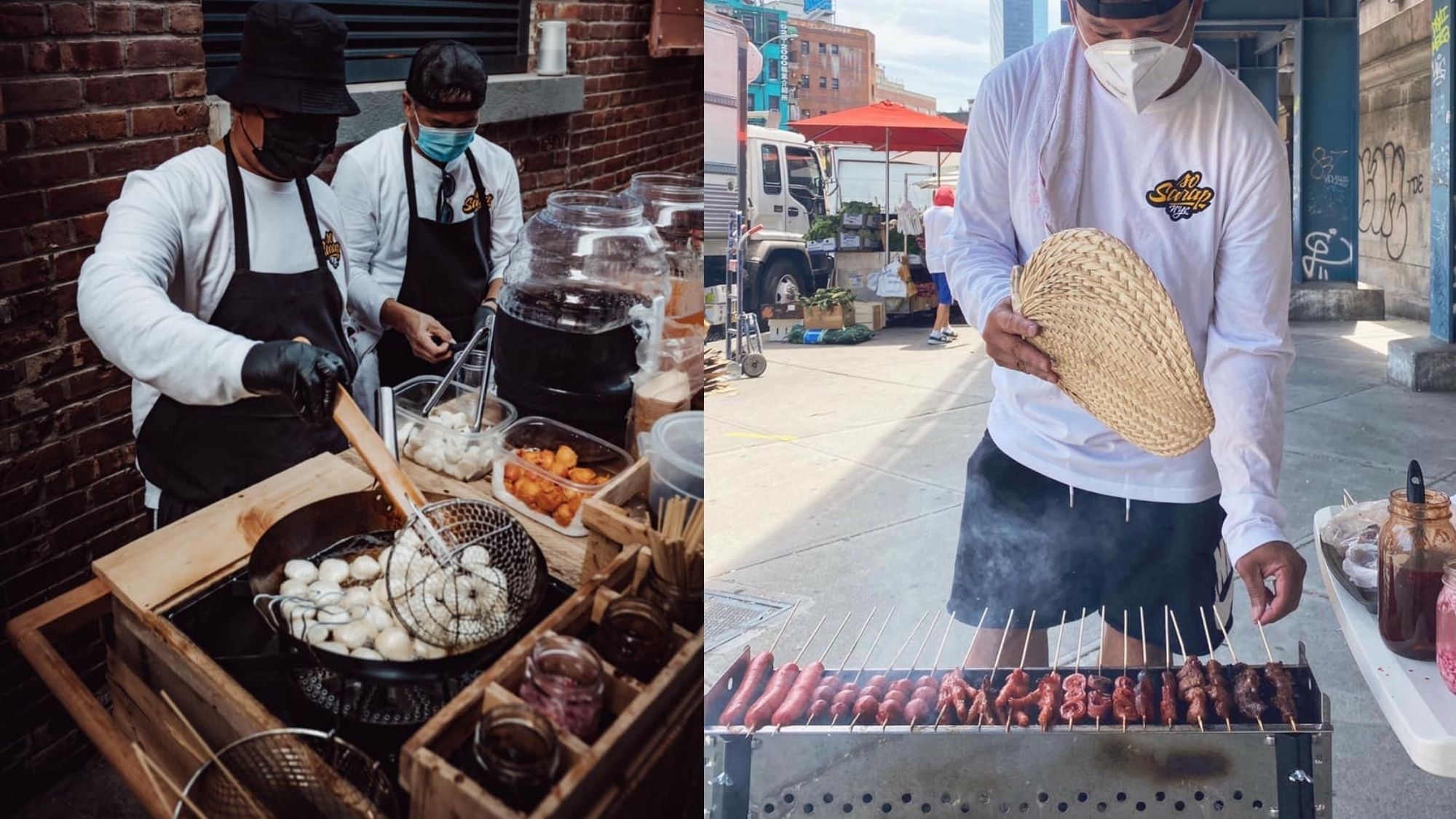 Going international; Pinoy's street food on wheels invades New York
