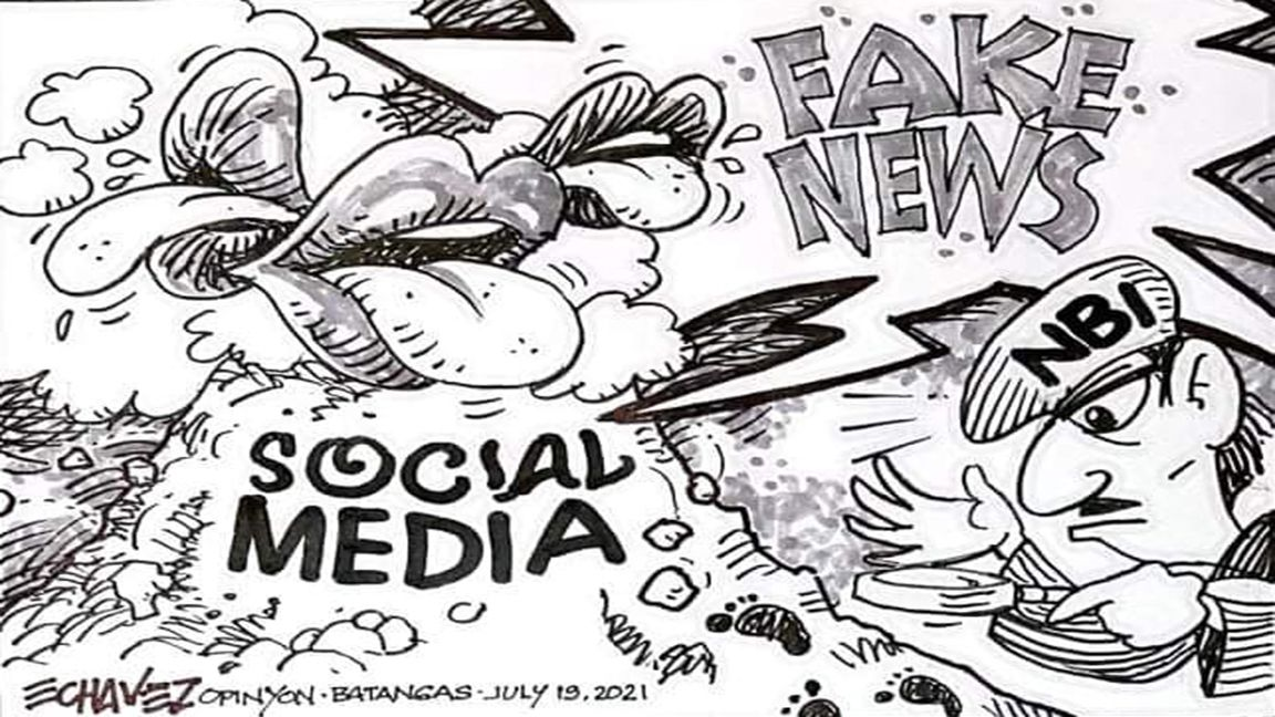 Shun 'fake news'