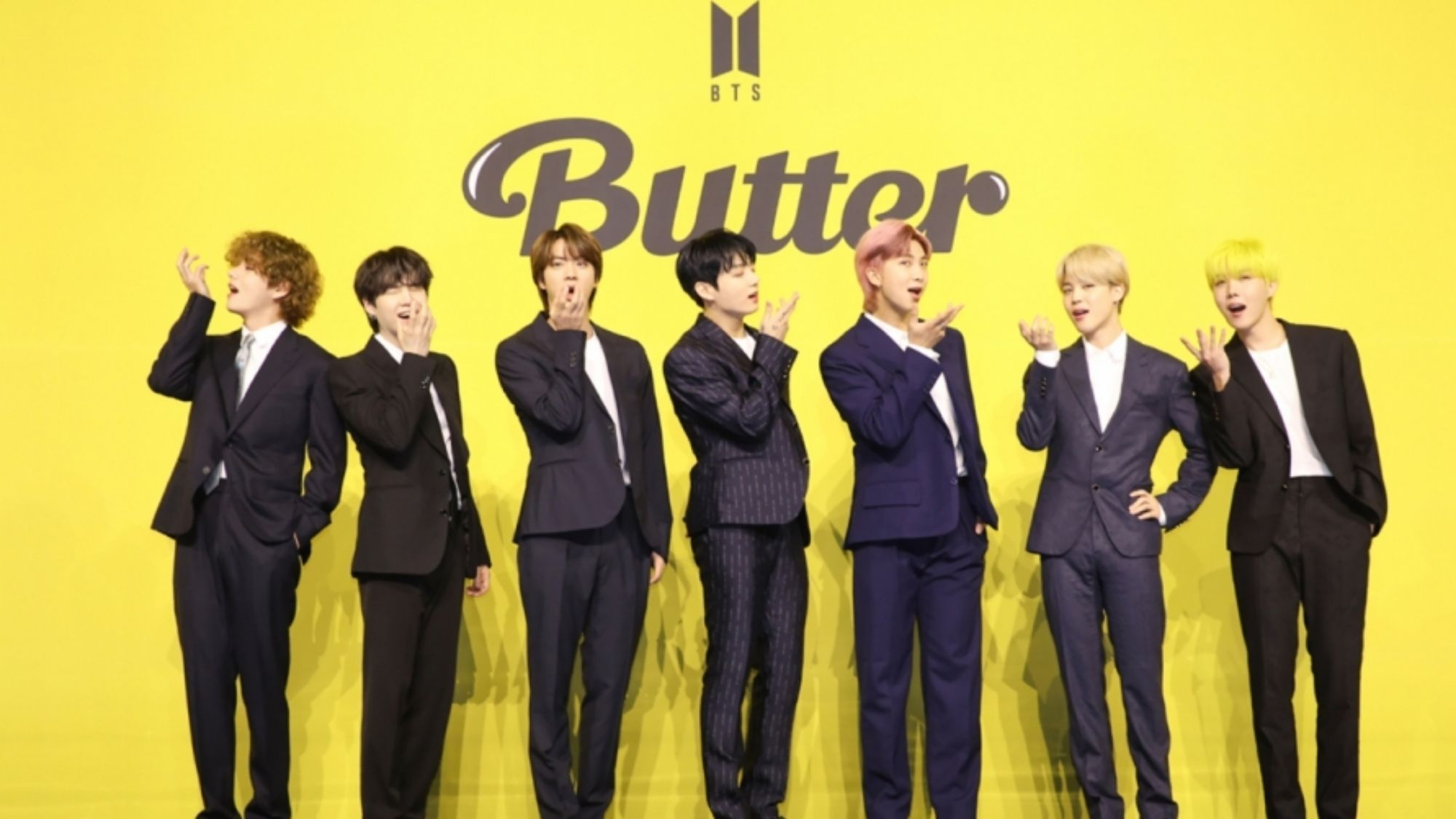 """New BTS song """"Butter"""" sweeps iTunes charts in 101 regions"""