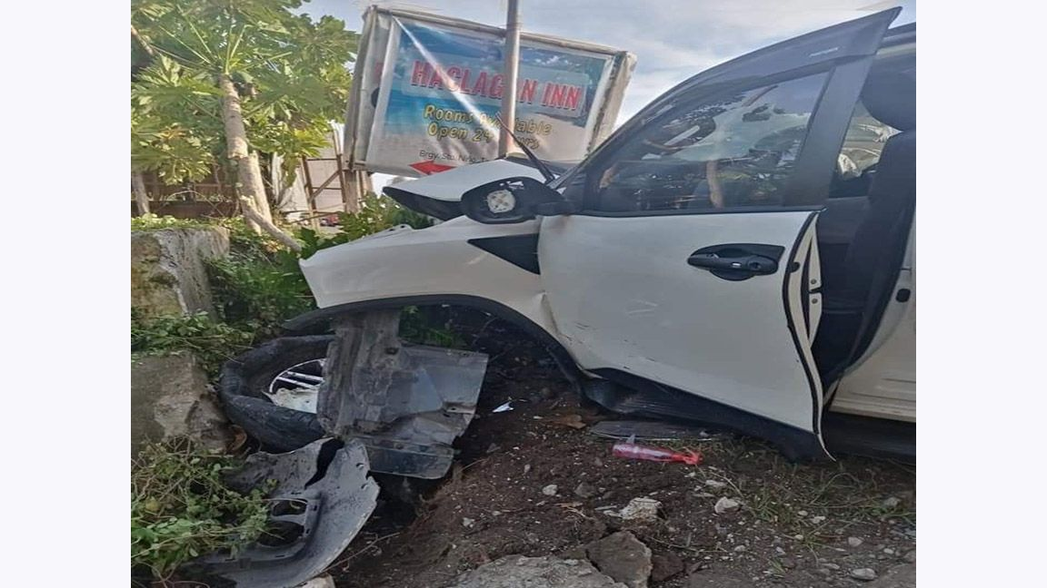 Three die in car accident in Tanauan, Leyte photo from Opinyon 8