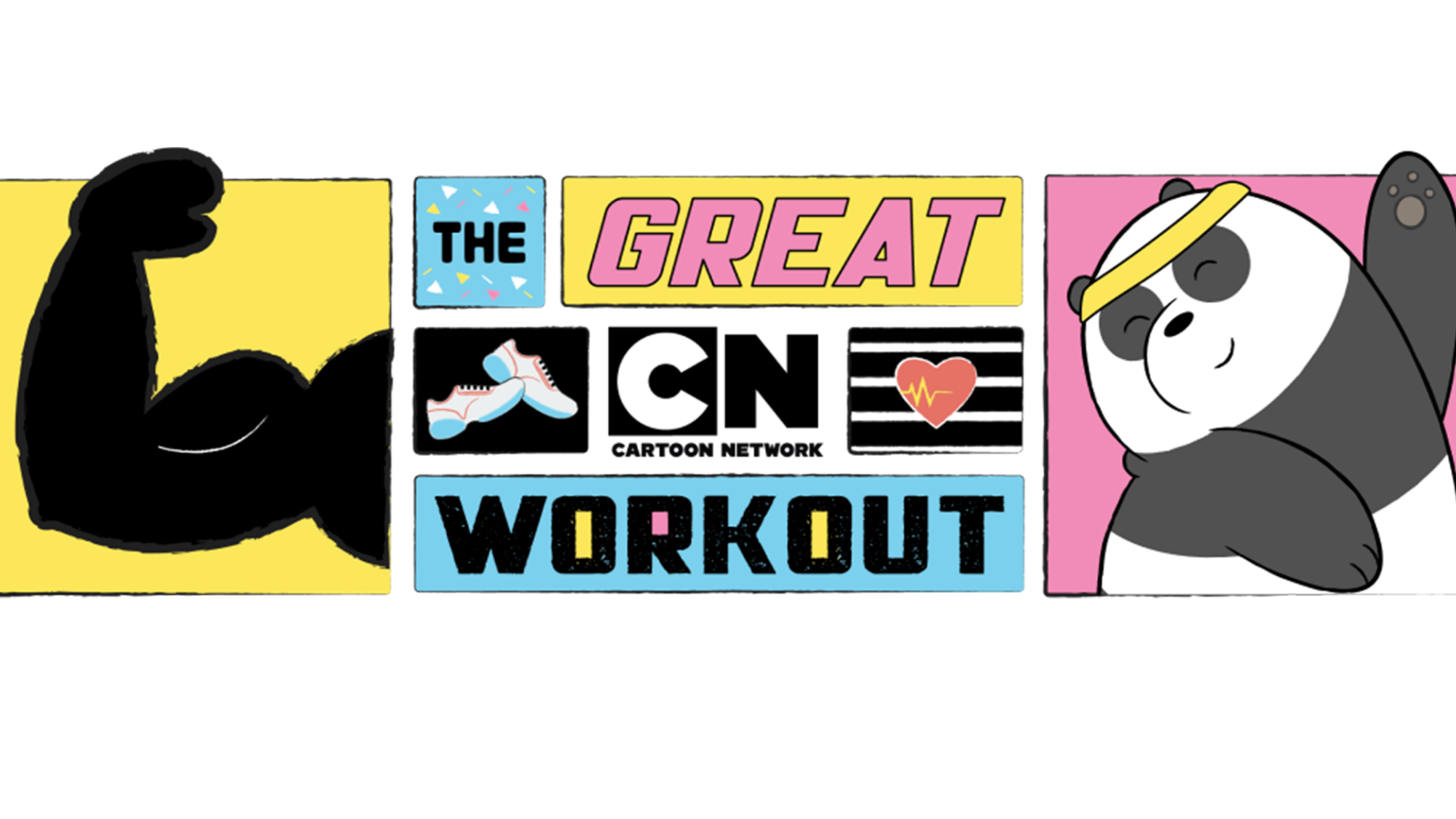 Get fit with the Cartoon Network workout photo The Great CN Workout