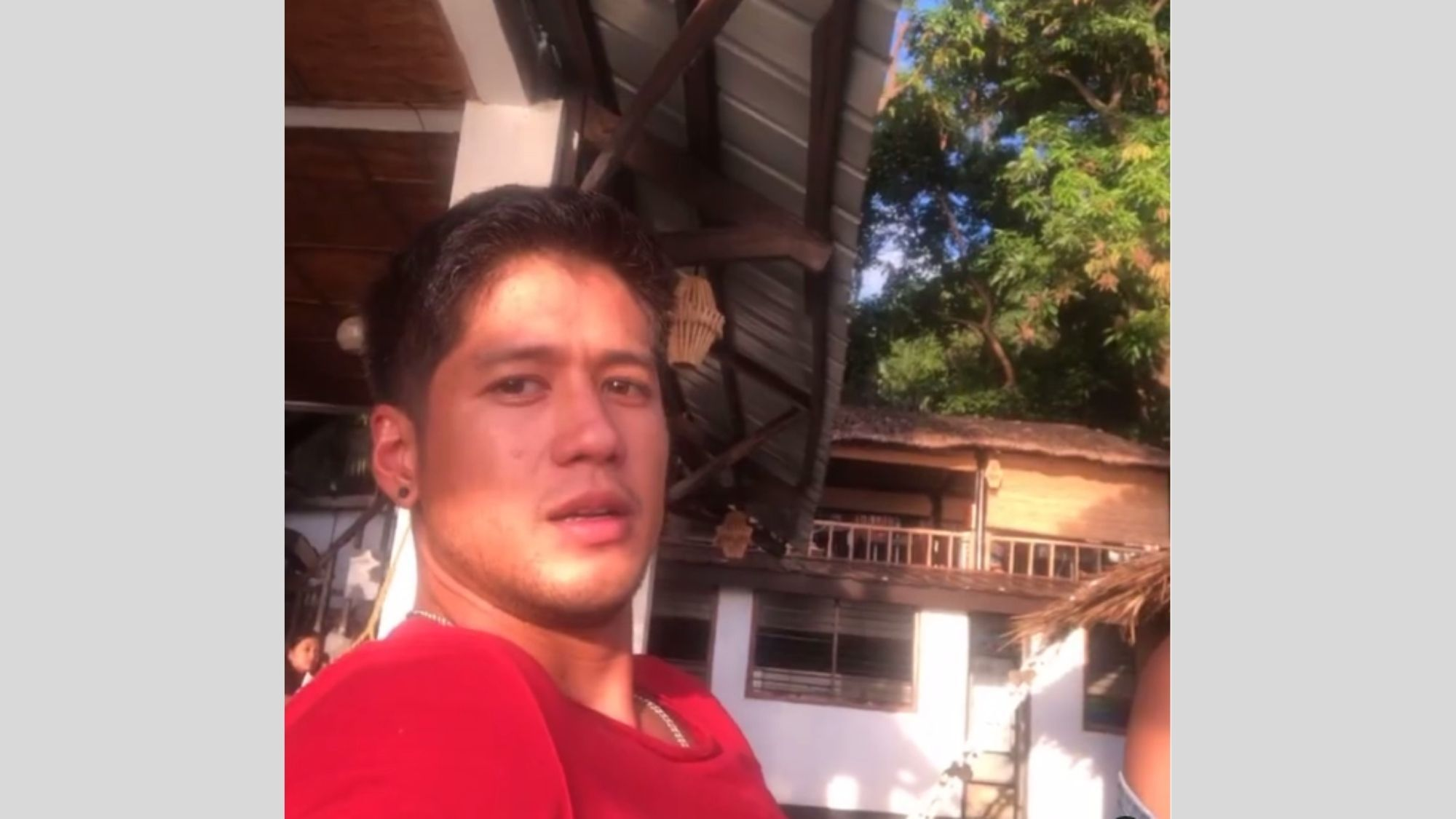 Aljur Abrenica hides off to Mabini, Batangas after split with Kylie Padilla