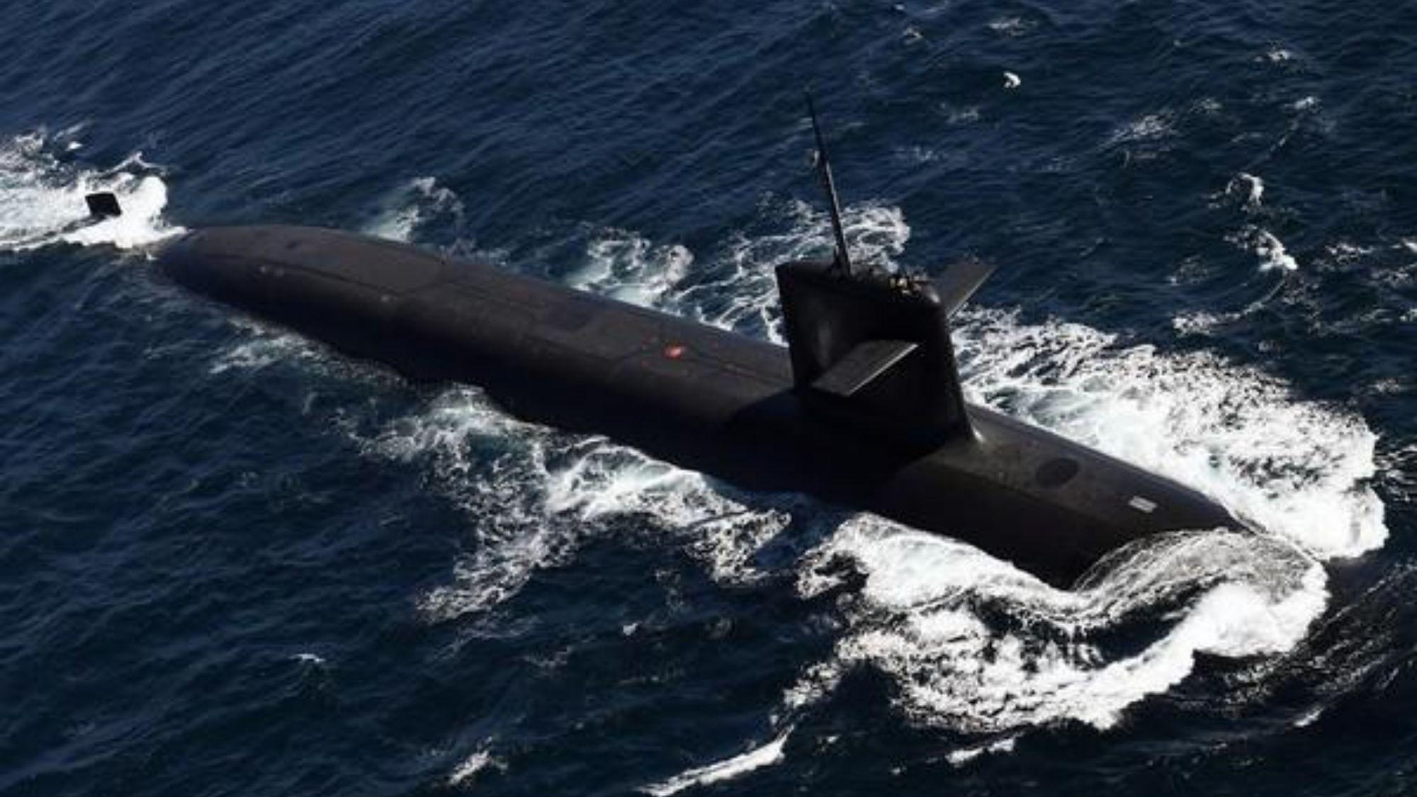 Indonesia ramps up submarine fleet vs. China