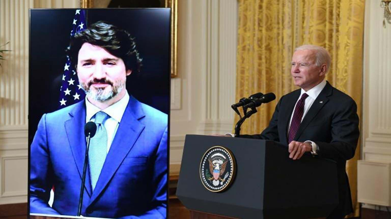 US, Canada leaders tackle China's 'arbitrary' detention of Canadians photo from Yahoo finance
